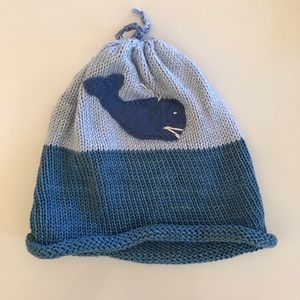 Other - Toddler knitted hat with whale